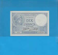 10 Francs MINERVE  du 19-5-1932 Alphabet R.65120