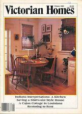 VICTORIAN HOMES MAGAZINE Winter 1985 A-1-1