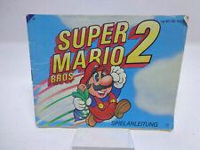 Anleitung - Handbuch - Bedienungsanleitung NES - Super Mario Bros.2