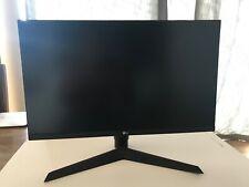LG 27GL650F-B 27 in UltraGear Full HD IPS Gaming Monitor with Radeon FreeSync -