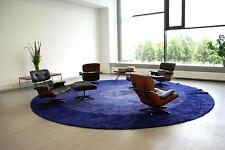 Eames original Lounge Chair mit Ottomane Sessel Herman Miller Leder Palisander