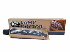 Scheinwerferpolitur Schleifpolitur Aufbereitung K2 Lamp Doctor 12,50€/100g