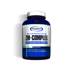 Gaspari Nutrition ZM-Complex  ZMA 90caps.