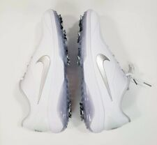 NEW Nike React Vapor 2 Women's 11 Golf Shoes Cleats White Silver BV1139-100