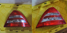 Mercedes C-class 203 w203 Rear Tail Taillight light left right pass driver pair