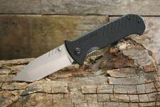 Schrade SCH102 Tanto Liner Lock Folding Pocket Knife Extended Tang G10 9Cr14MoV
