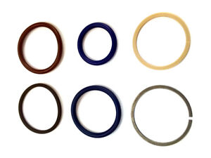 TamerX Diesel Fuel Injector Seal Kit for Caterpillar 3126 1996-2003