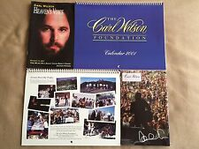 Carl Wilson Cwf Foundation 2001 Endless Summer Quarterly Beach Boys + Calendar