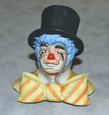 Vintage Reco Clown Collection Figurine Bisque John McClelland Scamp1984
