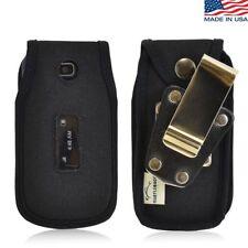 Turtleback Alcatel 768 Heavy Duty Nylon Case with Rotating Metal Belt Clip