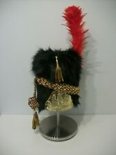 French Napoleonic RSM Grenadier of the old guard bearskin cap