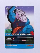 Carte Dragon ball Z Vieux Kaio Shin DB-339