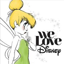 We Love Disney by Various Artists (CD, Oct-2015, Verve) NEW