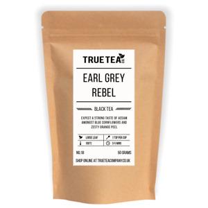 Earl Grey Rebel (No.18) -  Loose Leaf Black Tea - True Tea Co.