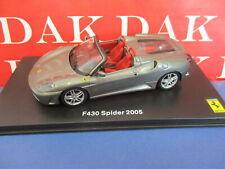 Die cast 1/43 Modellino Auto Ferrari F430 Spider 2005