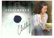 LOST Season 1 Pieceworks Autograph Trading Card PWA-1 Evangeline Lilly - wrong!