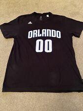 Orlando Magic Aaron Gordon T shirt NBA Adidas Large Black Used