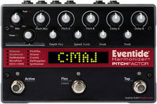 Eventide PitchFactor Signature Stereo / Mono Pitch+Delay Harmonizer Pedal, New!