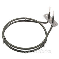 BEKO GENUINE BDVC100X BDVC563AK BDVC563AW Fan Oven Cooker Heater Element 1600W