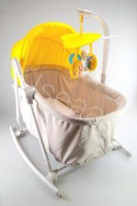 Kinderkraft Babywippe UNIMO 5in1 Baby Schaukel Wippe Schaukelwippe Wiege Spiel