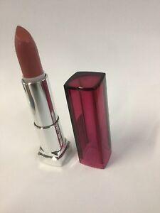 Maybelline Color Sensational Lipstick PLAZA PINK #145 NEW.