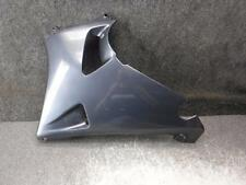 01 Kawasaki Ninja ZX600 ZX6-E ZX6E Left Lower Side Fairing L9