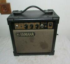 Yamaha Amplifier Model GA-10 10 WATT Portable Guitar Amplifier
