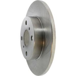 Centric 121.44024 Disc Brake Rotor Standard Disc Brake Rotor-Preferred Front