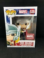 Marvel Thor Holiday Marvel Collector Corps Exclusive Vinyl Funko Pop
