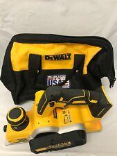 NEW Dewalt DCP580 20 volt XR Cordless Brushless 3 1/4 Planer TOOL G M