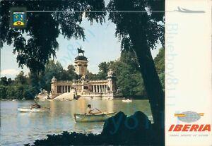 Iberia Airways Advertising Destinations Madrid