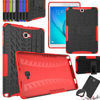 "For Samsung Galaxy Tab 2 3 4 5 S2 S3 A E 8""9.6""9.7"" Rugged Shockproof Case Cover"