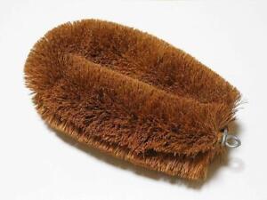 Coconut coir fiber brush Handy Craft Handmade Srilankan brush