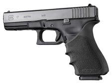 Hogue HANDALL Beavertail Rubber Grip Sleeve For Glock 17 GEN 3/4-Black-17030
