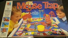 CLASSIC MOUSETRAP BOARD GAME BY MB GAMES Vintage
