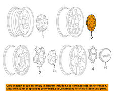 GM OEM-Wheel Center Cap Hub Cover 9595897