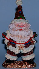 "Possible Dreams Crinkle Clause ""Santa with stars "" 659140 1994-1997 Nib"
