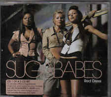 Sugababes-Red Dress cd maxi single
