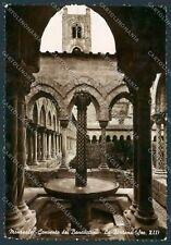 Palermo Monreale Foto FG cartolina D9523 SZI