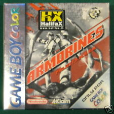 Videogame GAME BOY COLOR & ADVANCE ARMORINES Project SW
