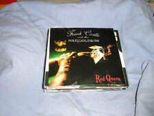 CD Rock Frank Carillo A/T Bandoleros Red Queen JEZEBEL