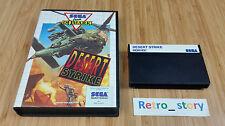 SEGA Master System Desert Strike PAL