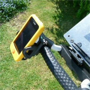Golf Trolley Cart Phone Mount for Smartphones & Mobiles