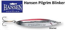 Hansen Pilgrim Blinker 28g Silver-red