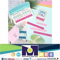 We R Memory Keepers Word Punch Board 661599