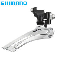 Shimano SORA FD-3500 2 x 9 Speed Road Bicycle Front Derailleur Clamp on 31.88mm