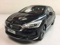 Norev Citroën DS5 2015 Ink BLue 1/18 181616
