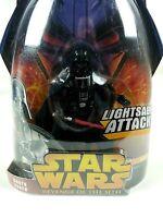 Hasbro Star Wars E3 Revenge Of The Sith 11 Darth Vader Lightsaber Attack Figure