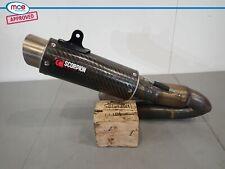 Honda CBR 1000 RR Fireblade Scorpion Exhaust Carbon