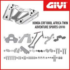 HONDA Jumeau de l'Afrique CRF1000L Sport GIVI MONOKEY Porte-bagages + M8A